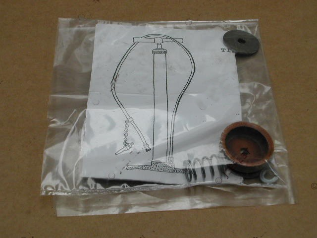 KIT REPAIR AIR PUMP (LEATHER DIAP/WASHER)