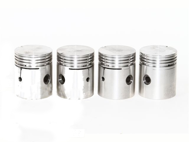 PISTONS SIZE 040 (SET OF 4)