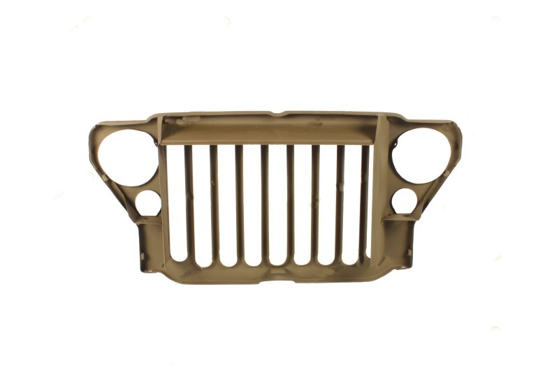 GUARD RADIATOR ASSEMBLY STAMPED TYPE